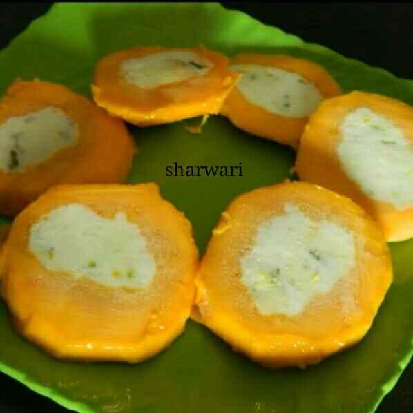 Photo of Mango Slice Kulfi by sharwari vyavhare at BetterButter