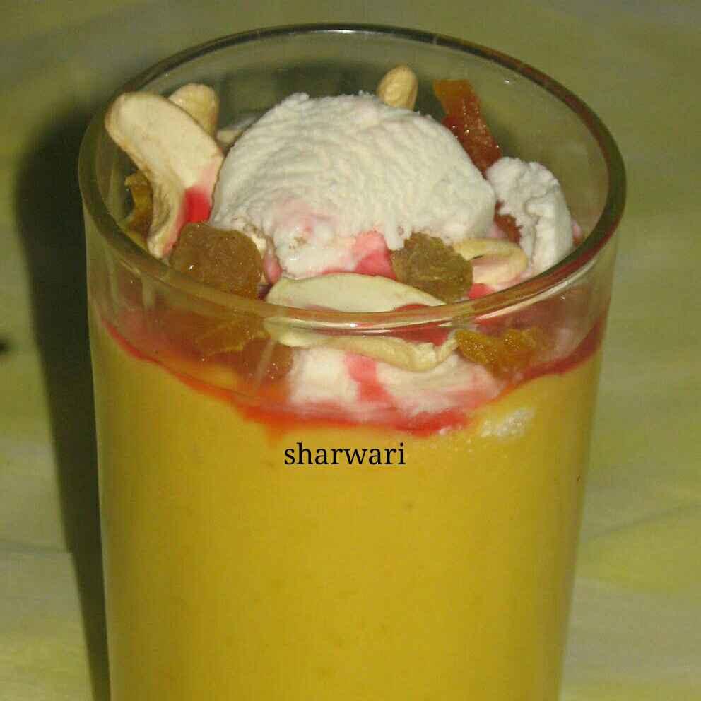 Photo of Mango Shake by sharwari vyavhare at BetterButter