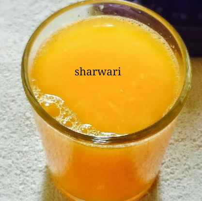 Photo of Orange juice by sharwari vyavhare at BetterButter