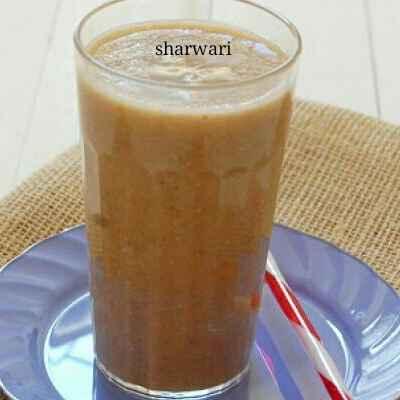 Photo of Chikoo juice by sharwari vyavhare at BetterButter