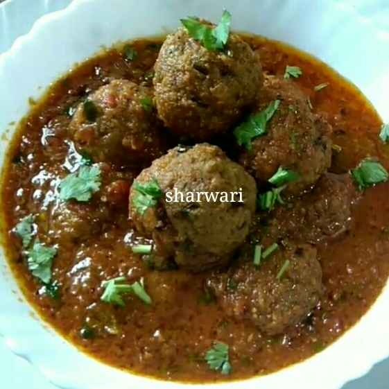 Photo of Raw banana kofta curry by sharwari vyavhare at BetterButter