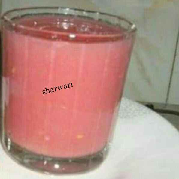 Photo of Red guava juice by sharwari vyavhare at BetterButter