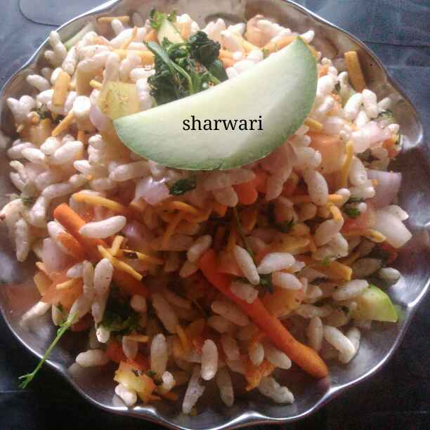 How to make भेळ