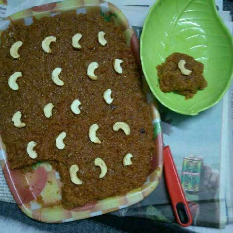 How to make Gajar pak