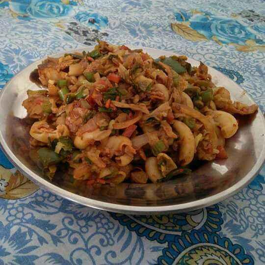 Photo of Basi roti ke pasta by Shashi Keshri at BetterButter