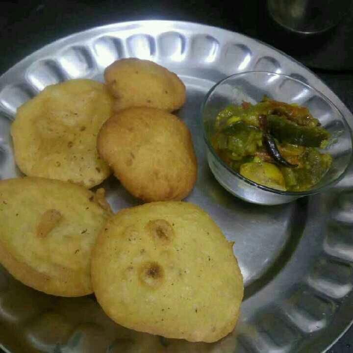 How to make धुस्का