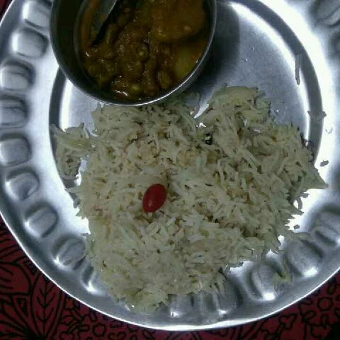 How to make Rice जीरा