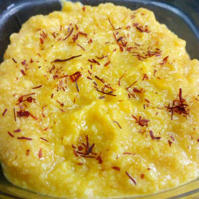 How to make Aam ka kalakand