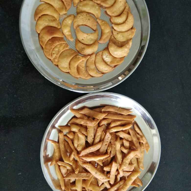 Photo of Mede ki mathari kaju style by Shashi Pandya at BetterButter