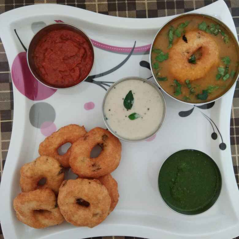How to make Sambar vada