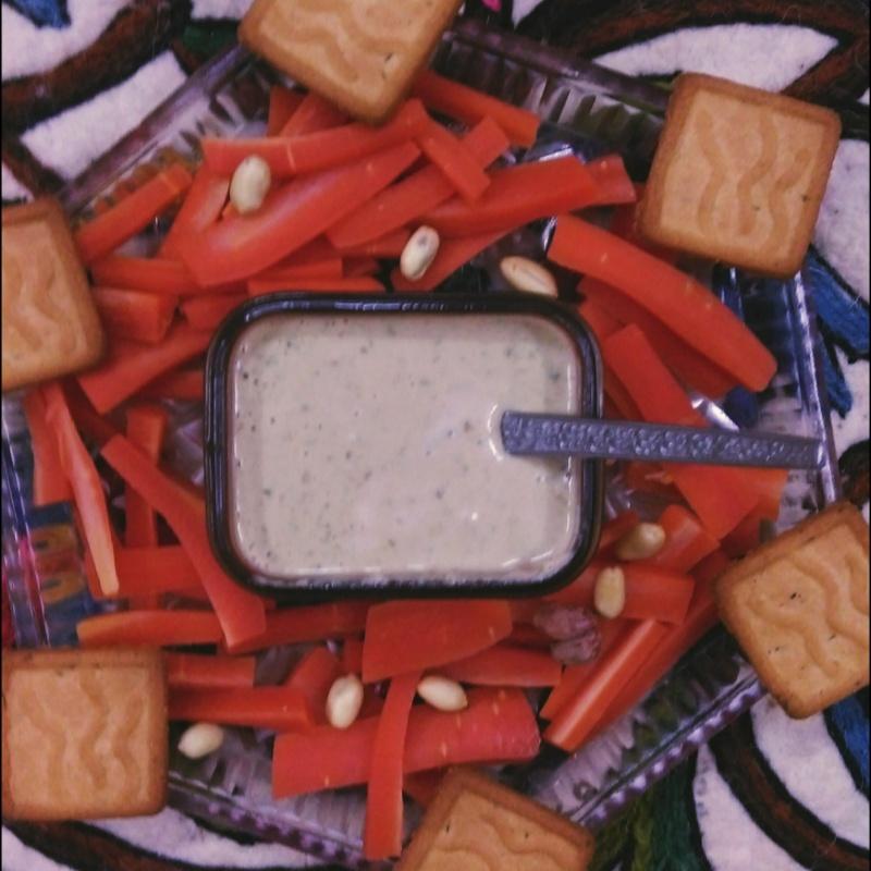 How to make Tandoori Peanut Dip