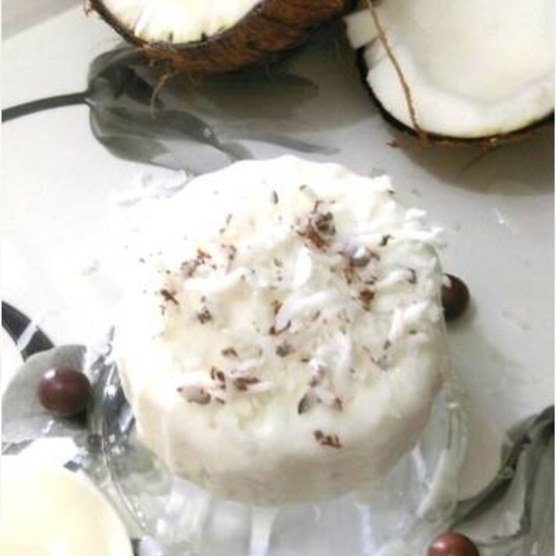 How to make Tender Coconut Ice Cream