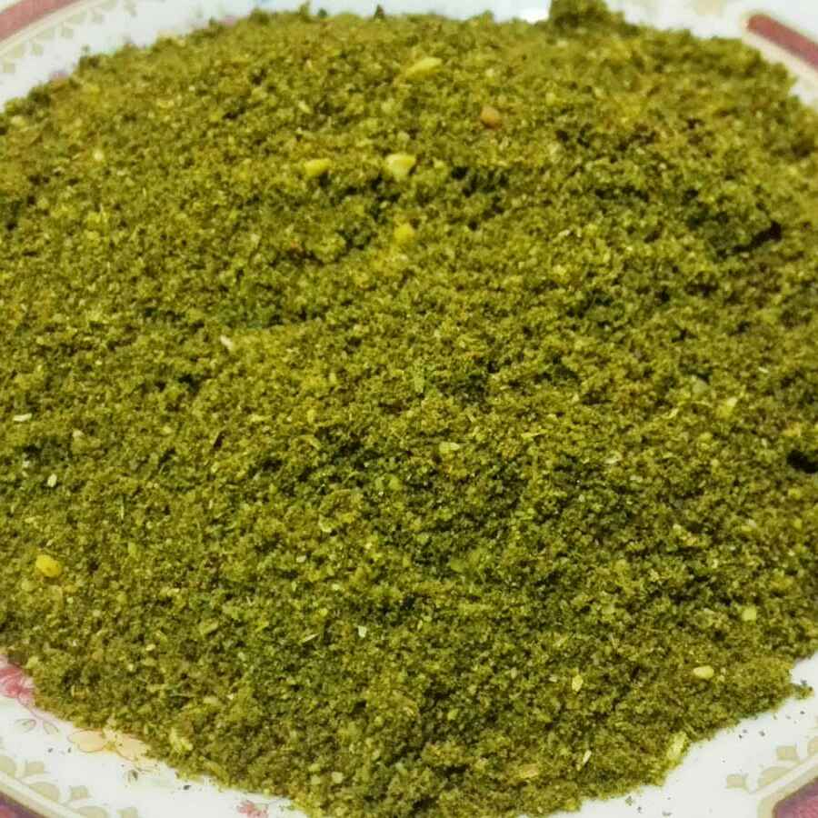 How to make Curry leaves chutney powder