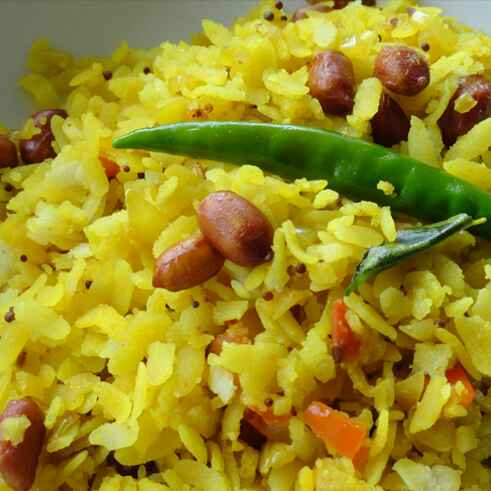 How to make Kande Poha