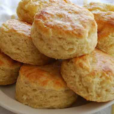 Photo of Soft Buttermilk Biscuits by Shashikala Teggi at BetterButter