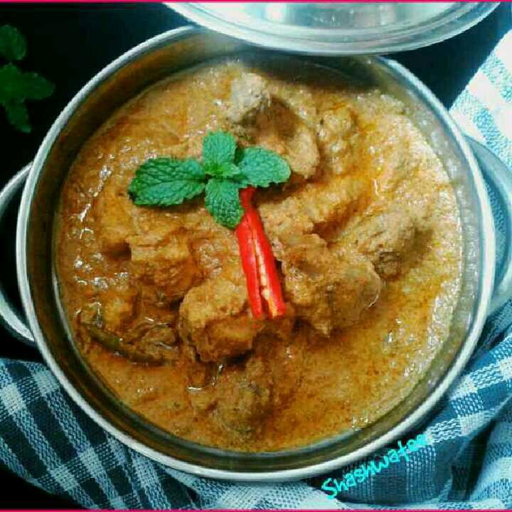 How to make Awadhi chicken