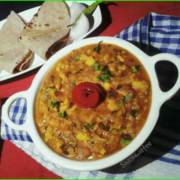 Photo of Egg tadka by Shashwatee Swagatica at BetterButter