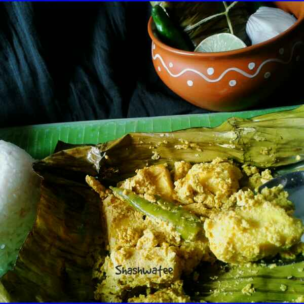 How to make Paneer paturi