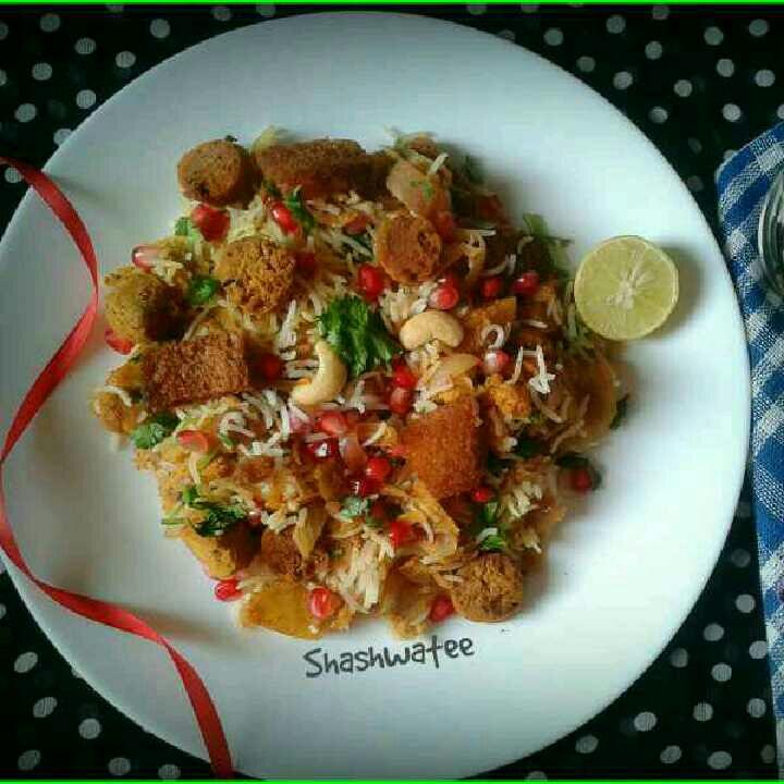 How to make Jodhpuri kabuli pulao