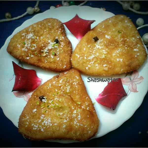 How to make Badam Puri