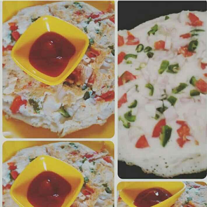 How to make Rava uttapam