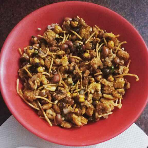 How to make Bhel