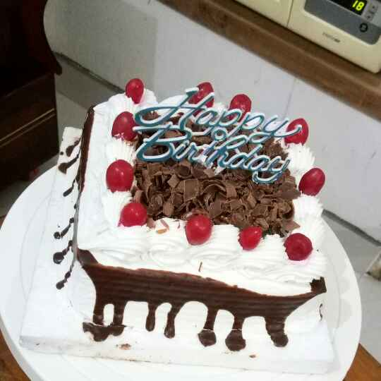 Photo of Black Forest Cake by shatakchhi rai at BetterButter