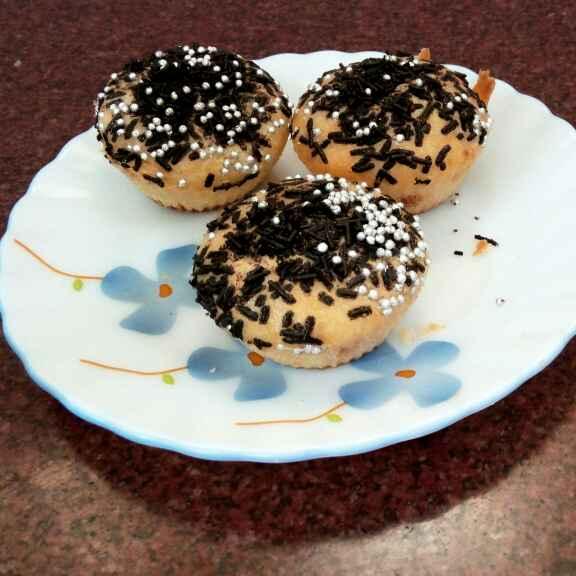 Photo of Vanilla muffins by shatakchhi rai at BetterButter