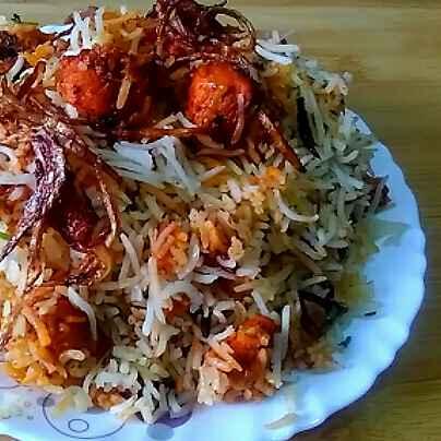 Photo of Chiken tikka biryani by Musfirah's Recipes at BetterButter