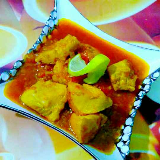 Photo of Chicken pathia / sweet and sour chicken curry by Musfirah's Recipes at BetterButter