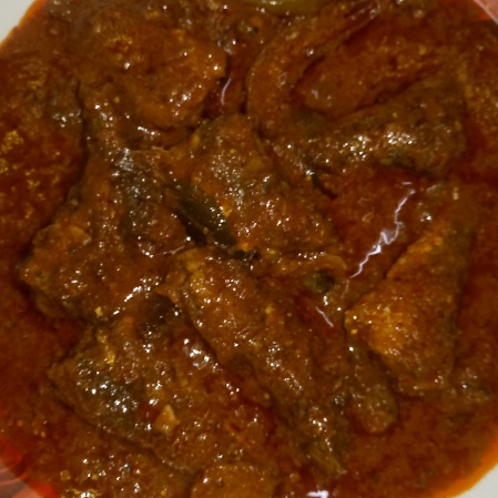 Photo of Mathee curry (Sardine Fish Curry) by Sheena Omana Narayanan at BetterButter