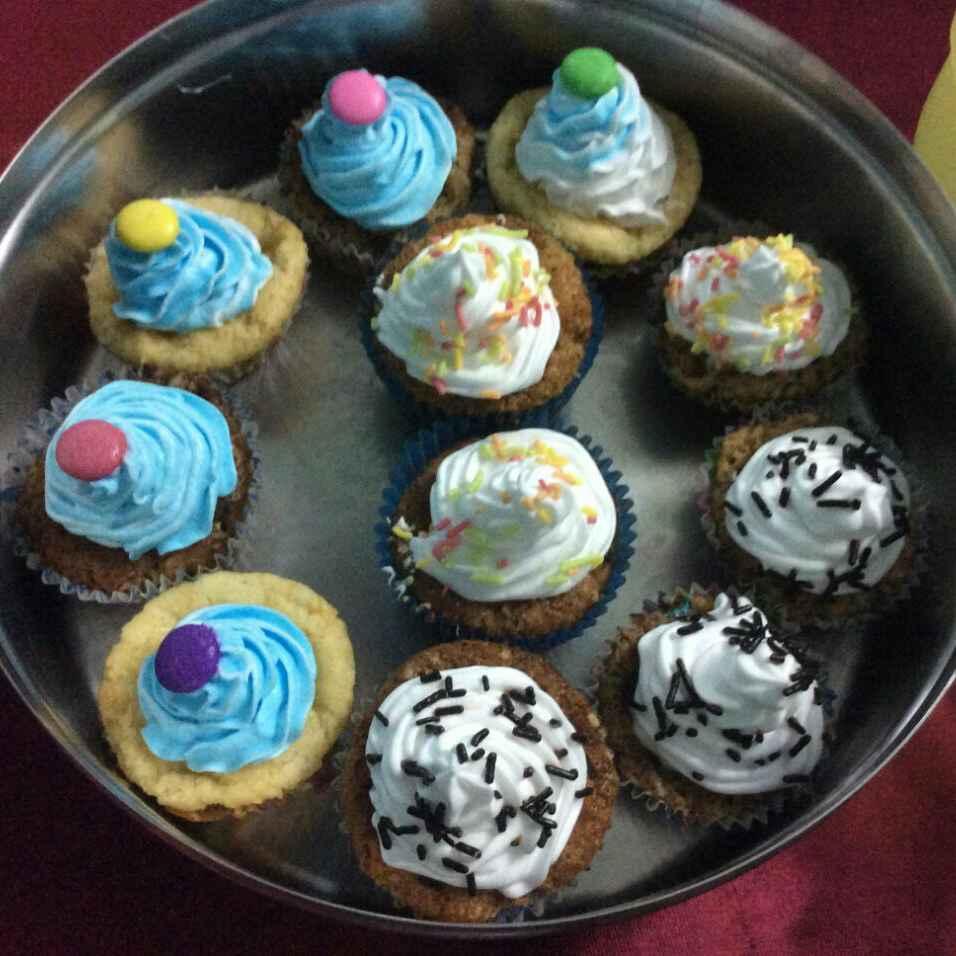 How to make Classic Vanilla Cupcakes