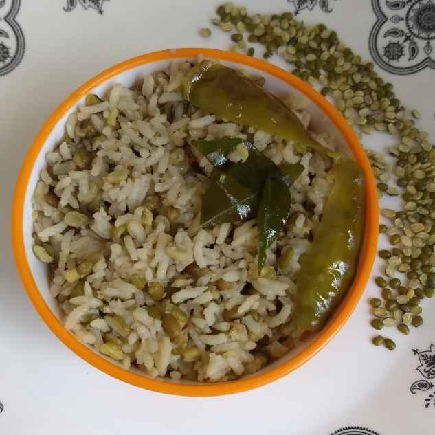 Photo of Moong Khichdi by Sherisha Ashok at BetterButter
