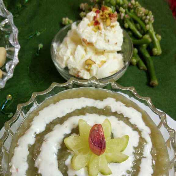 How to make Sugarcane and Jaggery Kheer with Icecream