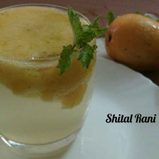 Photo of Floating Mango Tango by Shhital Rani Singhariya at BetterButter