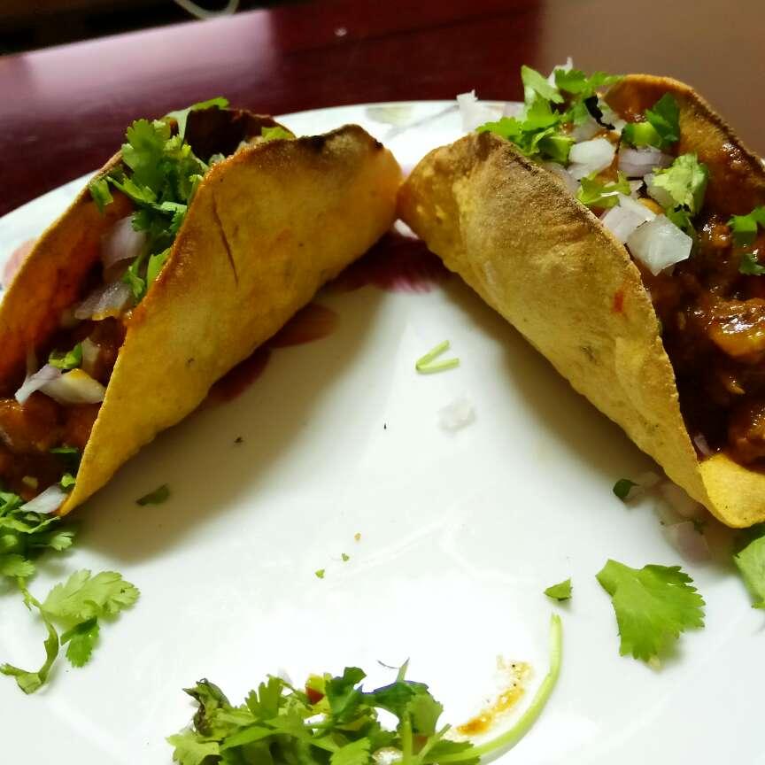 How to make Desi tacos