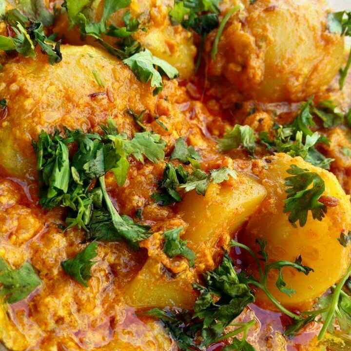 How to make Hot and Spicy potato masala South Indian style
