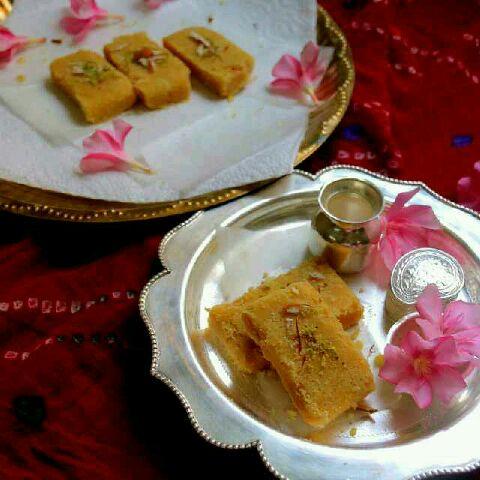 How to make Mysore Pak
