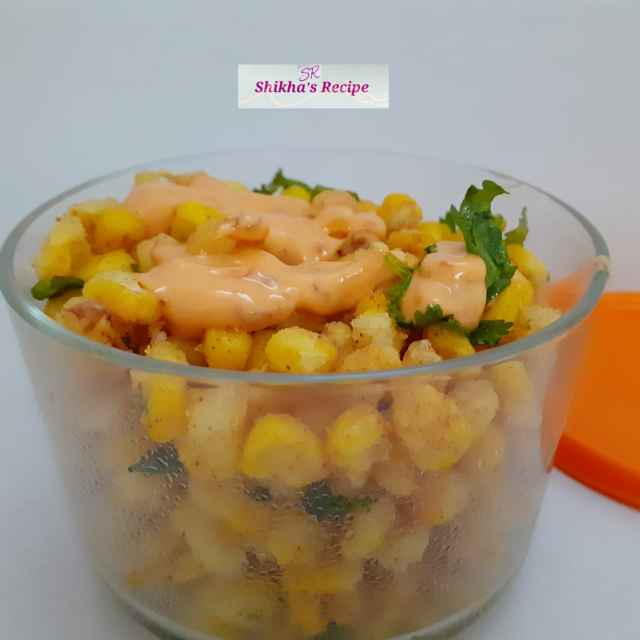 Photo of Crispy corn by Shikha Vijay at BetterButter