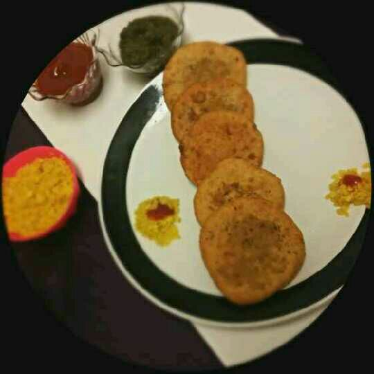 How to make Leftover Dal kachori