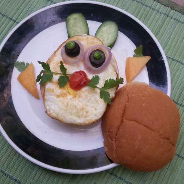 How to make Bunny Burger