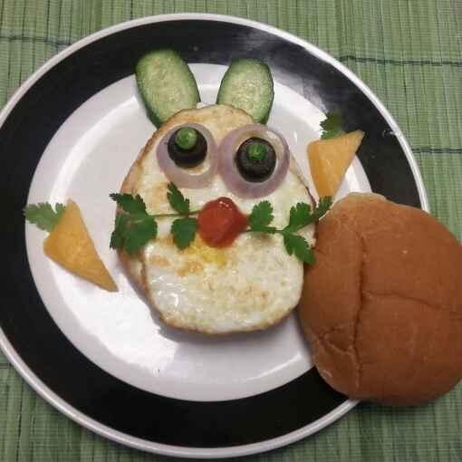 Photo of Bunny Burger by Shikha Yashu Jethi at BetterButter