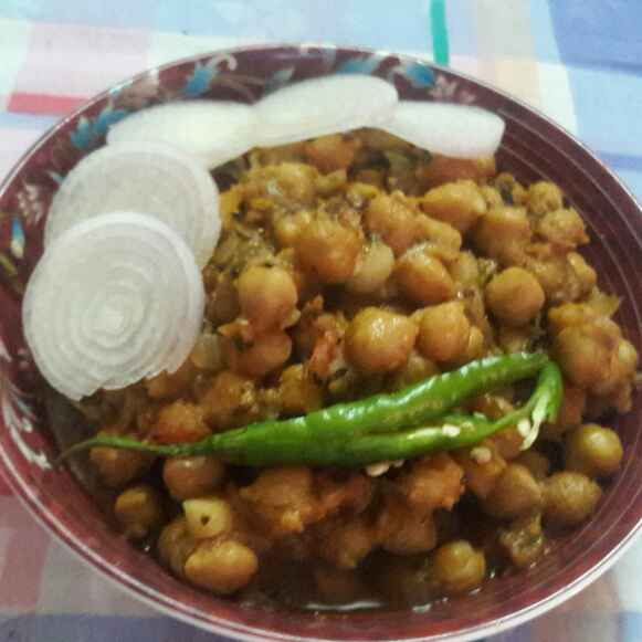 How to make #Chana Masala