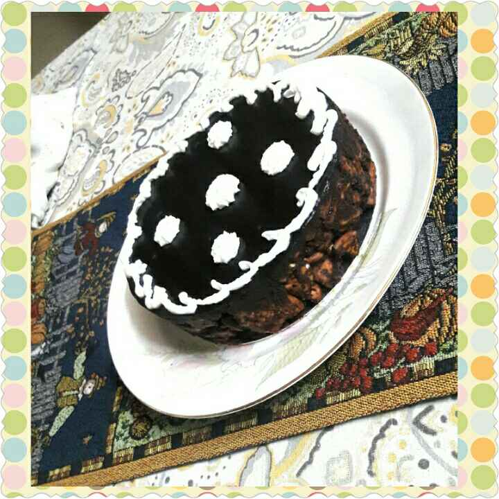 How to make #No bake cake