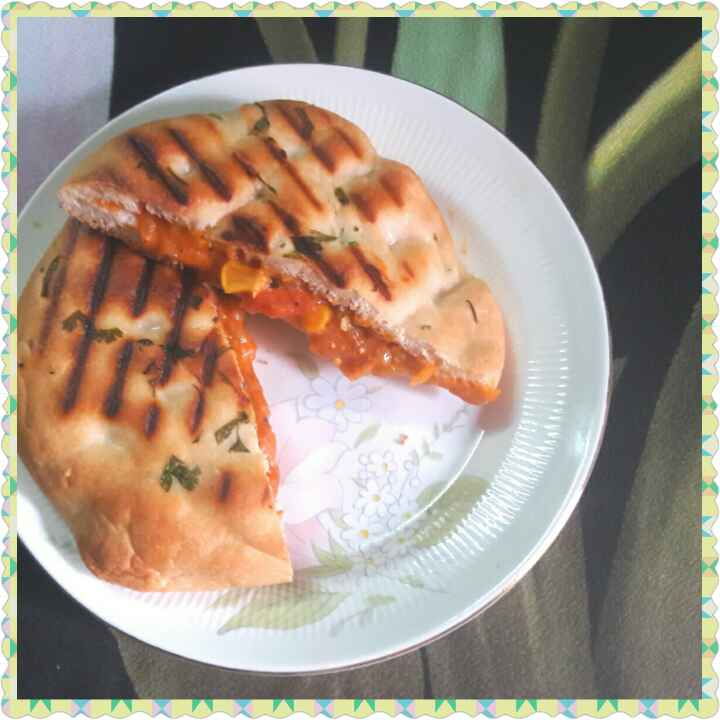 Photo of #Stuffed kulcha by Shilpa gupta at BetterButter