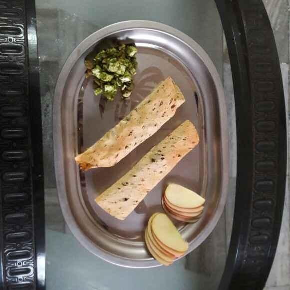 Photo of #Masala Papad Roll by Shilpa gupta at BetterButter