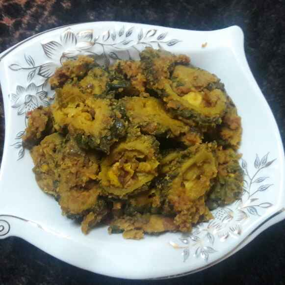 How to make #Karela Fry