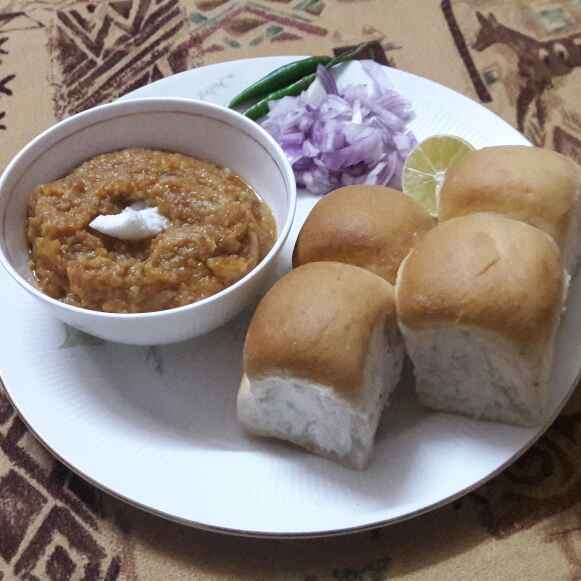 How to make Paav Bhaji