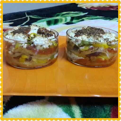 How to make Desi lasagne