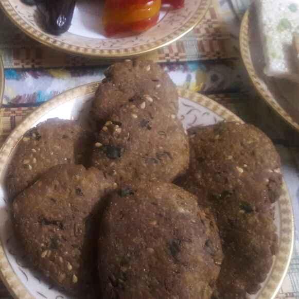 How to make Bajri vada
